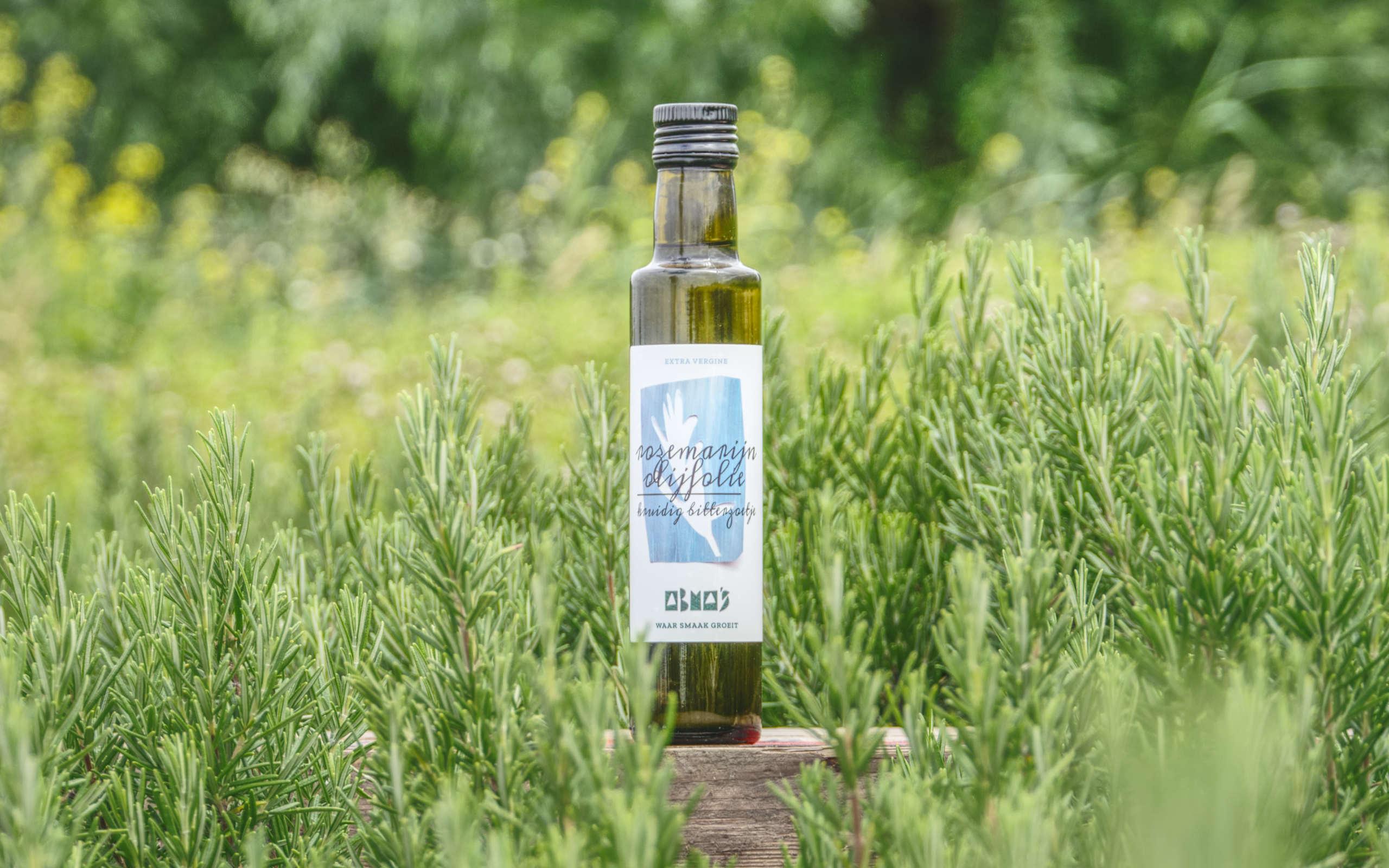 Abma's rozemarijn olijfolie