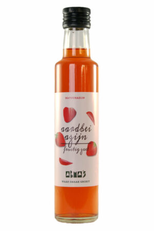 Azijn aardbei 250ml